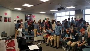 Meeting the Boston Children's Chorus