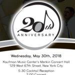 2018 Benefit Concert