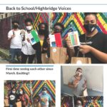 Highbridge Voices Students are ready for 2020-2021!
