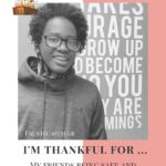 Highbridge Voices is Thankful for…