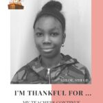 I'm Thankful for…- Khloe